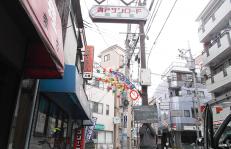 青戸サンロード商店街(東京都葛飾区)