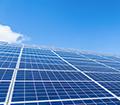 太陽光発電所の施工例