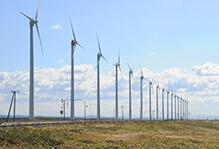 あわら北潟風力発電所