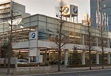 BMWショールーム