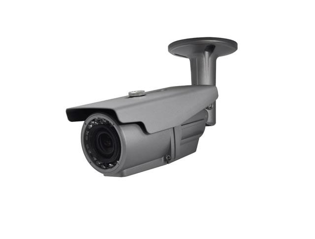 バレット型防犯カメラ画像