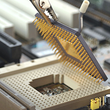生産管理システム-用途-半導体・電子業界