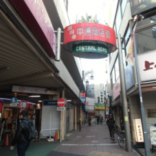 高円寺中通商栄会街頭カメラ