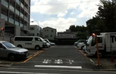 杉並区駐車場