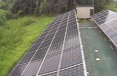 茂原市太陽光発電所