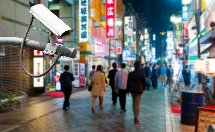 防犯・監視カメラの種類と役割