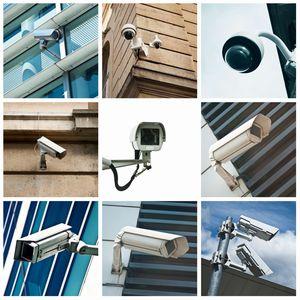防犯・監視カメラの設置場所