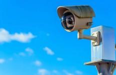 電源が確保できない場所の防犯カメラ