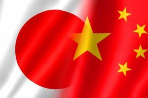 日本中国国旗