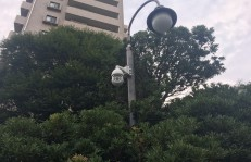 街頭カメラ