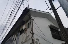 アパート防犯カメラ設置例