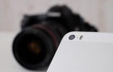 スマホとカメラ