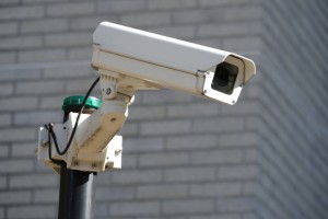 防犯カメラ街頭